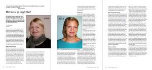 Min historia i Reumatikerförbundets tidning Bulletinen (nr 4 2013)